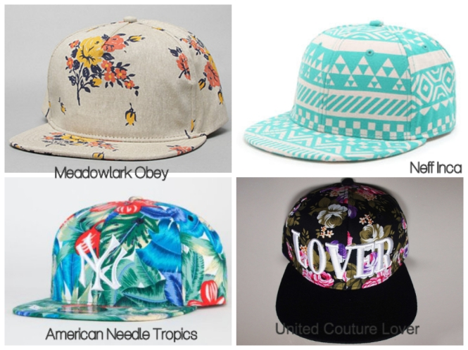 Snapback Collage