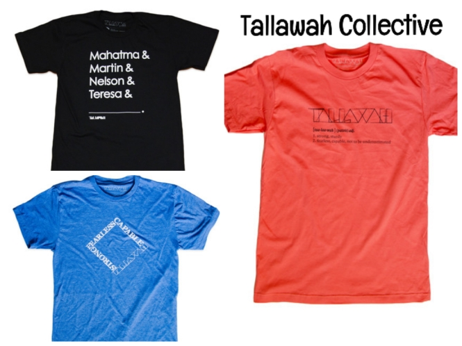 Tallawah Collage